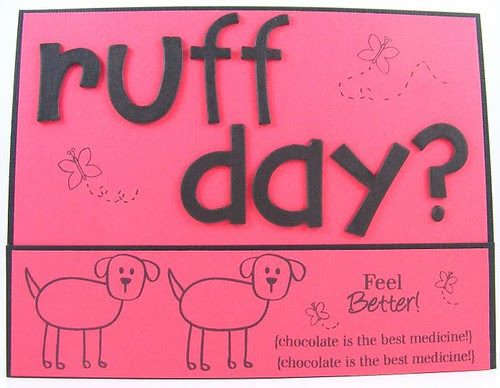 SOL June Ruff Day Card