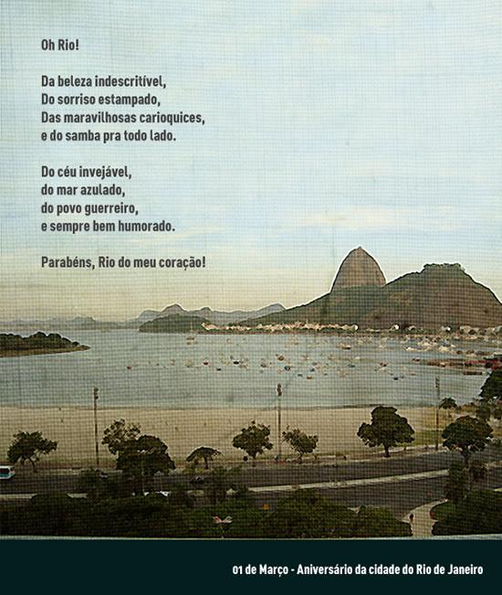 Aniversário do Rio de Janeiro Imagem 3
