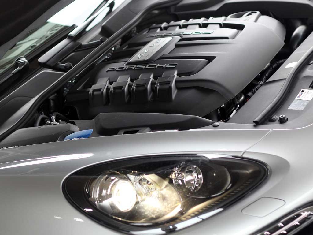 Porsche Cayenne Diesel S Review Pistonheads