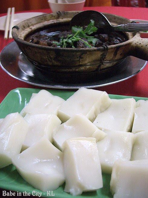 Kan Shui Koe (alkaline cakes)