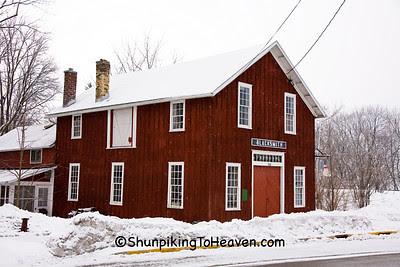Hyde Blacksmith Shop, Green County, Wisconsin
