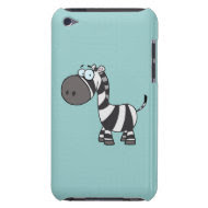 Blue Eyed Zebra casemate_case