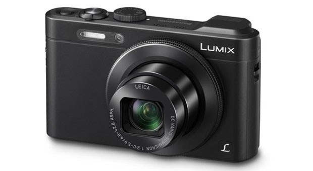 Panasonic launches LumixLF1 compact