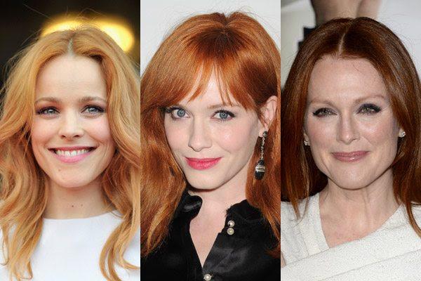 best red hair