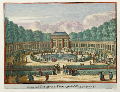 General view of the orangerie