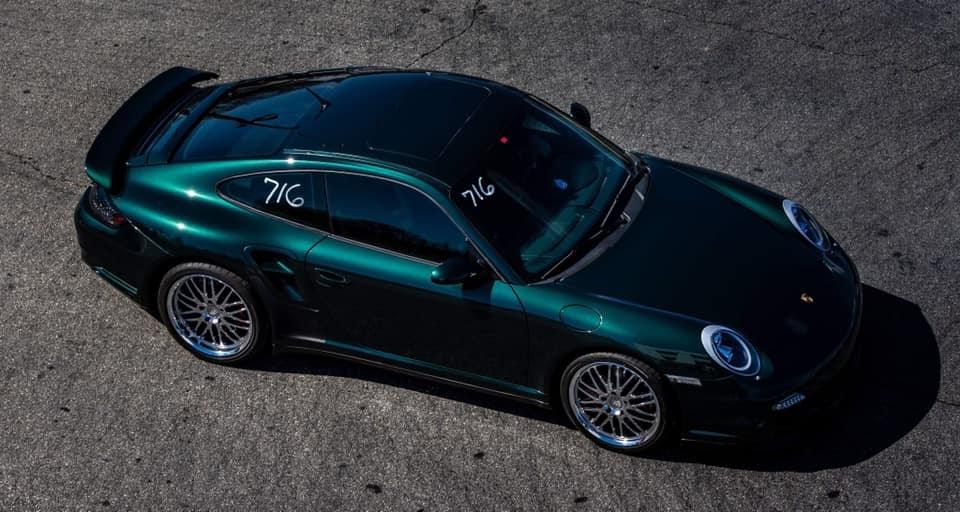 2007 Porsche 911 Turbo 14 Mile Drag Racing Timeslip Specs 0