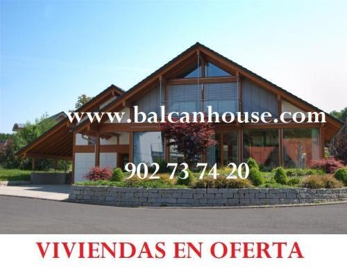 Casas de madera prefabricadas noviembre 2013 - Casas prefabricadas baratas en galicia ...