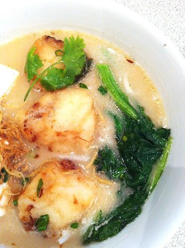 cod fish beehoon