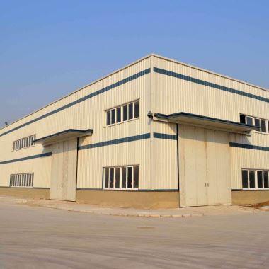 China Steel Farm Sheds Suppliers Harga Taiwei