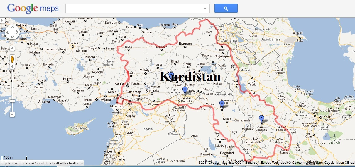 H Τουρκία πρώτα θα διαμελιστεί και μετά θα ...μεγαλώσει;