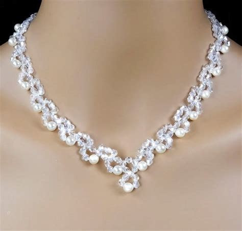 Bridal And Bridesmaid Jewelry Sets: Crowns, Necklaces