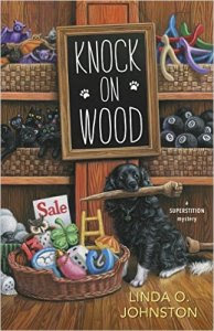 KNOCK ON WOOD