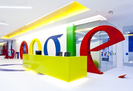 Looking for a job in London? Try Google, you'll get some nice