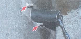 статья про замена бокового указателя поворота на автомобиле ВАЗ 2106