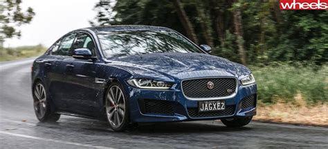 jaguar xe review price features