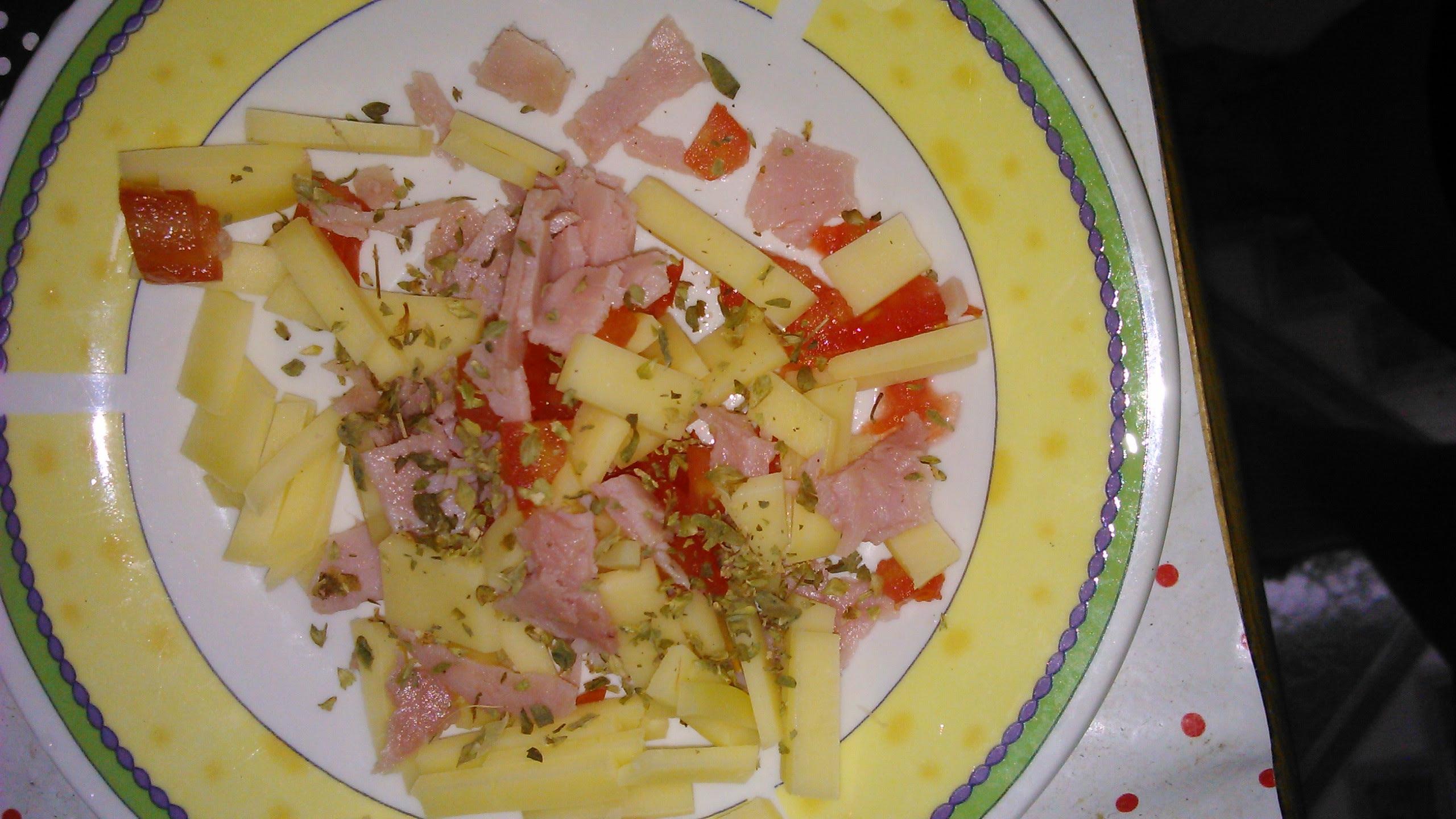recheio de tapioca