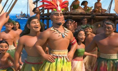 Disney's Moana Movie
