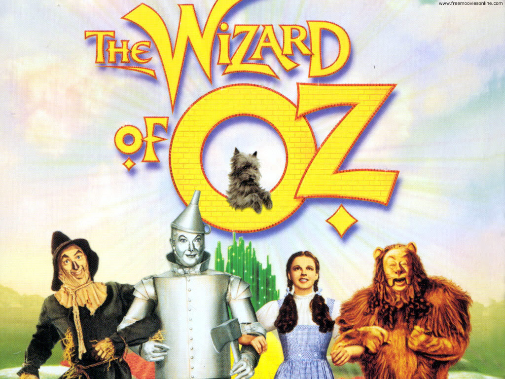 The Wizard Of Oz Wallpaper The Wizard Of Oz Wallpaper 3934564