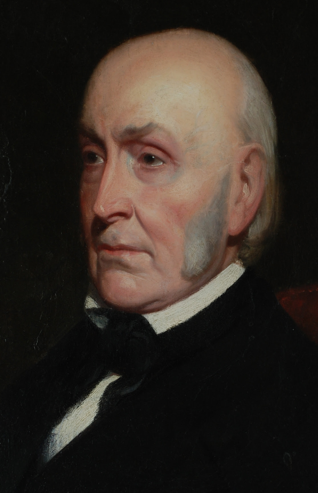 Portrait of John Quincy Adams