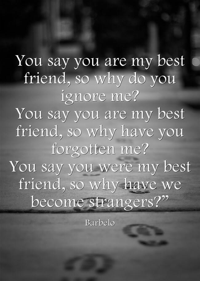 Best Friend Forgotten Barbeloangel