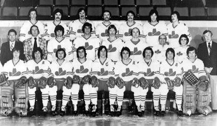 1976-77 Calgary Cowboys, 1976-77 Calgary Cowboys