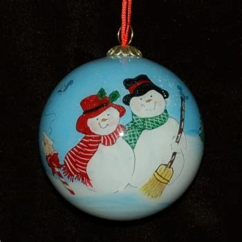 Our 10th Anniversary (or any other) Christmas Ornament