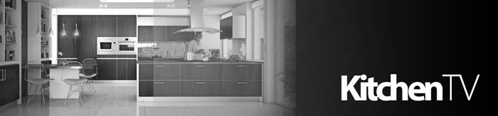 Kitchen TV's - Add an under cabinet tv that folds down and ...