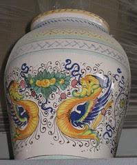 97-Ceramic Vase