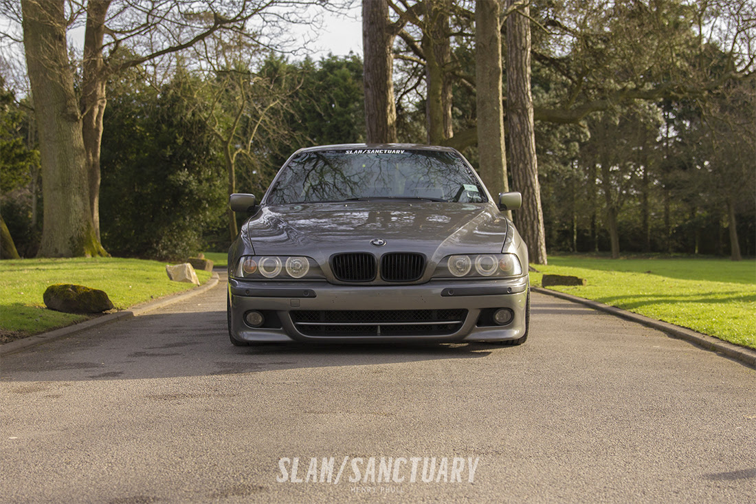 Pure Class Rich Wellers Bmw E39 525i Slam Sanctuary