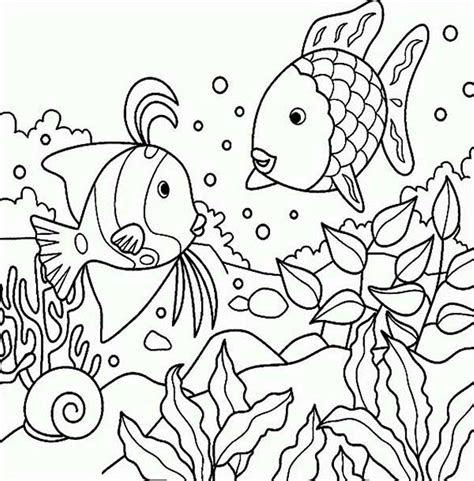 sea animal coloring pages coloringsuitecom