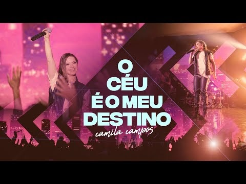 """""""O Céu é o meu destino"""", novo single autoral de Camila Campos"""