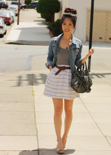 Bodycon skirt outfit ideas