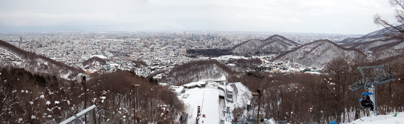 Sapporo Panorama1