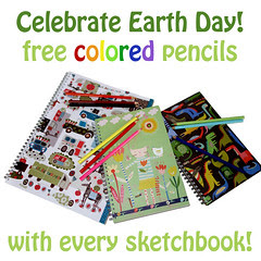 Stuby Pencil Studio's Earth Day Special