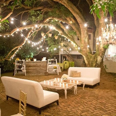 elegant backyard wedding ideas  pinterest