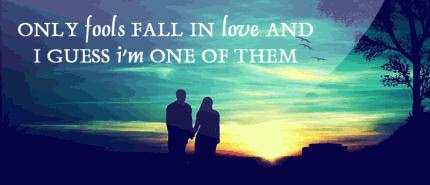 Fool Being In Love Quotes Fool Quotes About Being In Love Being