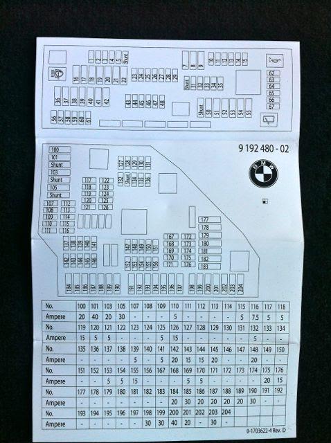 E70 Fuse Diagram Gota Wiring Diagram