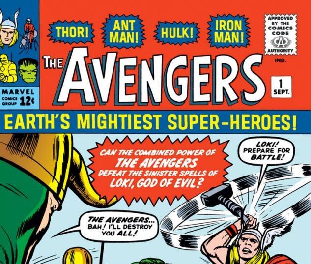 Avengers Vol: 1