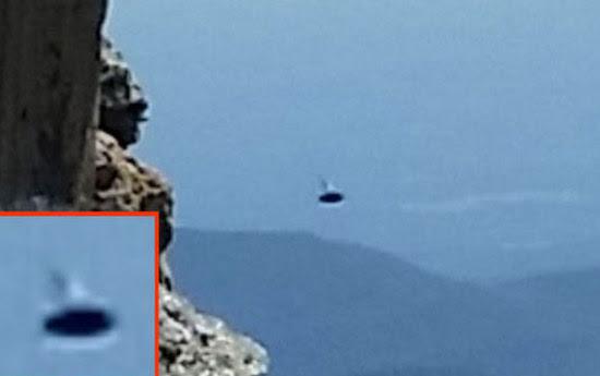 Ufo em Nova Hampshire
