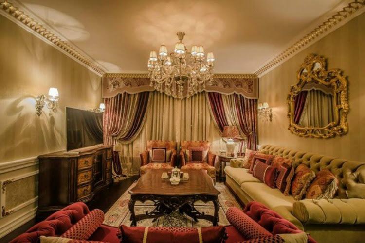 Top 5 Arabic Living Room Inspiration Best Interior Designers