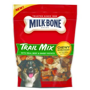 milk bone Free Milk Bone Trail Mix Dog Snacks