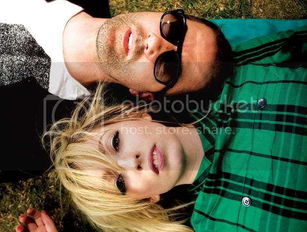 The Ting Tings Pictures, Images and Photos