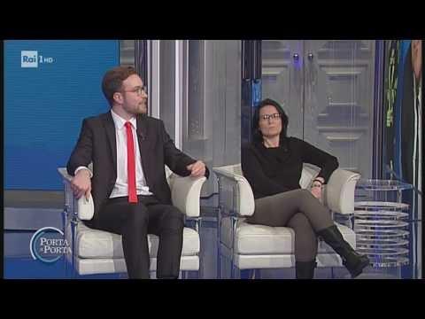 TreninoBlu a Porta a Porta - Il Video sulla Roma-Lido