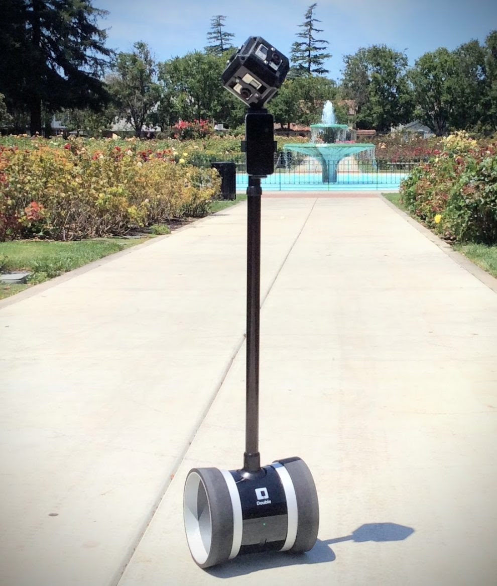 Double 2 Self Balancing 360 Camera Dolly Is One Of The Most