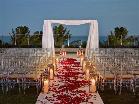 The Miami Beach EDITION   Oceanview & Modern Weddings in