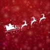salma akter - Merry Christmas Winter Sticker artwork