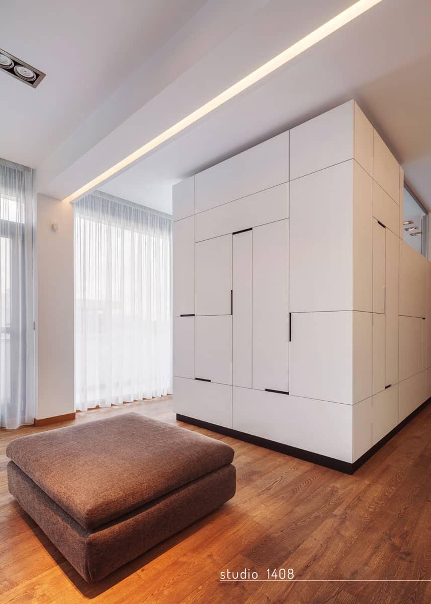 F Duplex Apartment by Studio 1408 (
