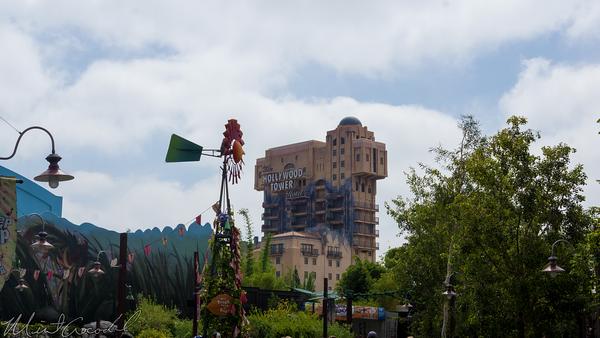 Disneyland Resort, Disneyland60, Disney California Adventure, bugs, land, Tower, Terror