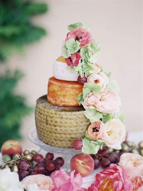 25  best ideas about Wedding Cakes Made Of Cheese on