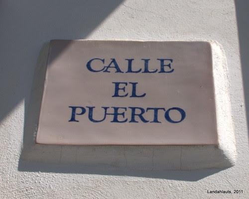 Calle El Puerto